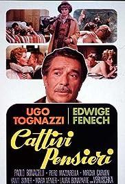 Cattivi pensieri(1976) Poster - Movie Forum, Cast, Reviews