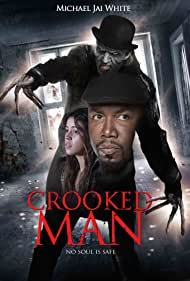 Michael Jai White and Angelique Rivera in The Crooked Man (2016)