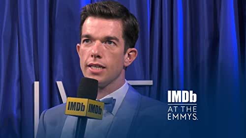 """Comedian John Mulaney tells IMDb that he is looking forward to $20M action film roles after winning the Emmy for Outstanding Writing for a Variety Special with """"John Mulaney: Kid Gorgeous at Radio City."""""""
