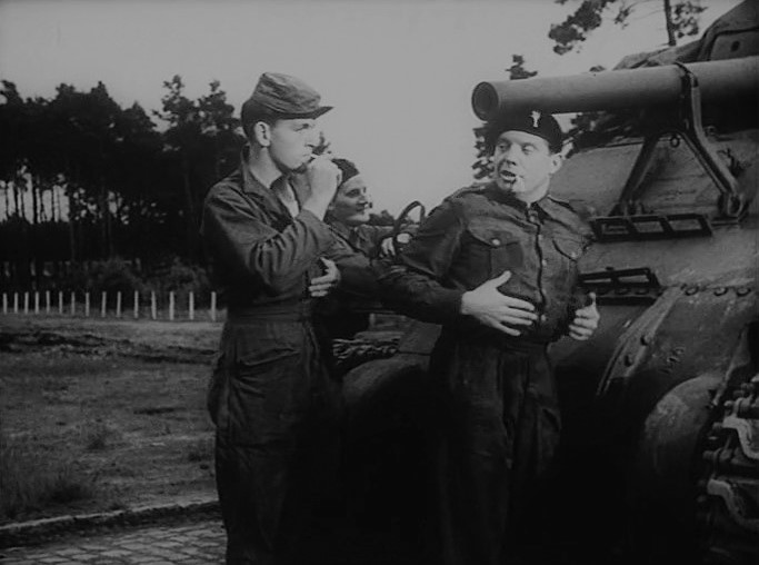 Michael Brennan in They Were Not Divided (1950)