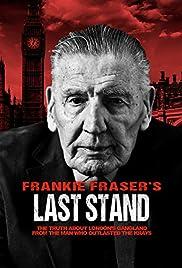 Frankie Fraser's Last Stand Poster
