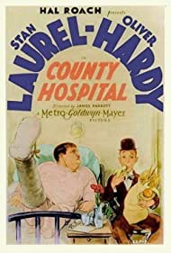 County Hospital (1932) Poster - Movie Forum, Cast, Reviews