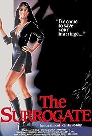 The Surrogate(1984) Poster - Movie Forum, Cast, Reviews