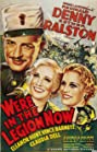 We're in the Legion Now (1936) Poster