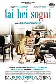 Barbara Ronchi and Dario Dal Pero in Fai bei sogni (2016)