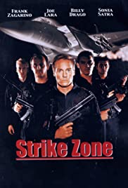 Strike Zone Poster