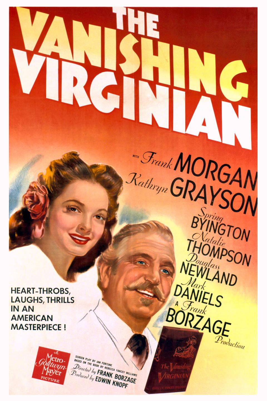 Kathryn Grayson and Frank Morgan in The Vanishing Virginian (1942)