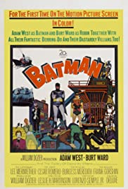 Batman (1966) Batman: The Movie 1080p