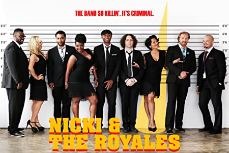 Movies utorrent download Nicki and The Royales: The Band so Killin it's Criminal [2048x1536]