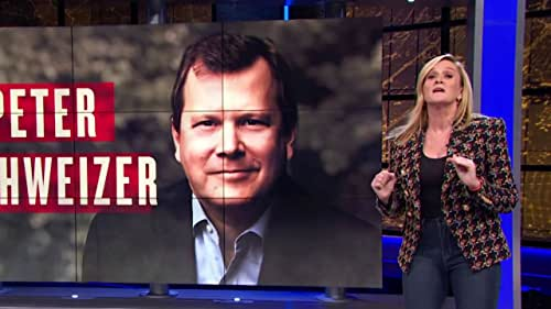 Full Frontal With Samantha Bee: Origin Story: Peter Schweizer