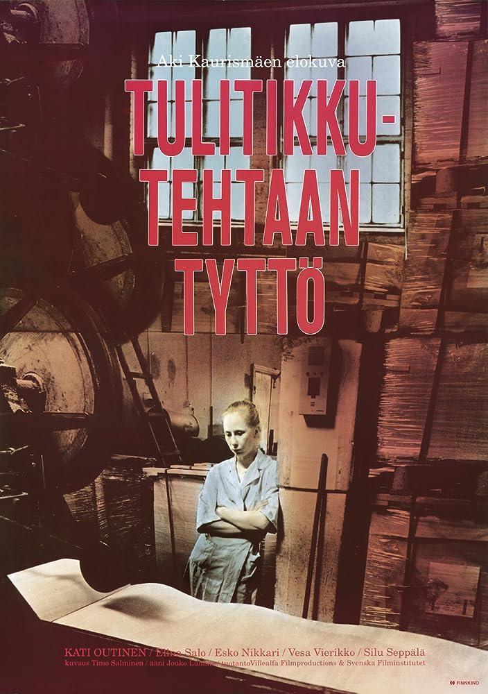 Kati Outinen in Tulitikkutehtaan tyttö (1990)