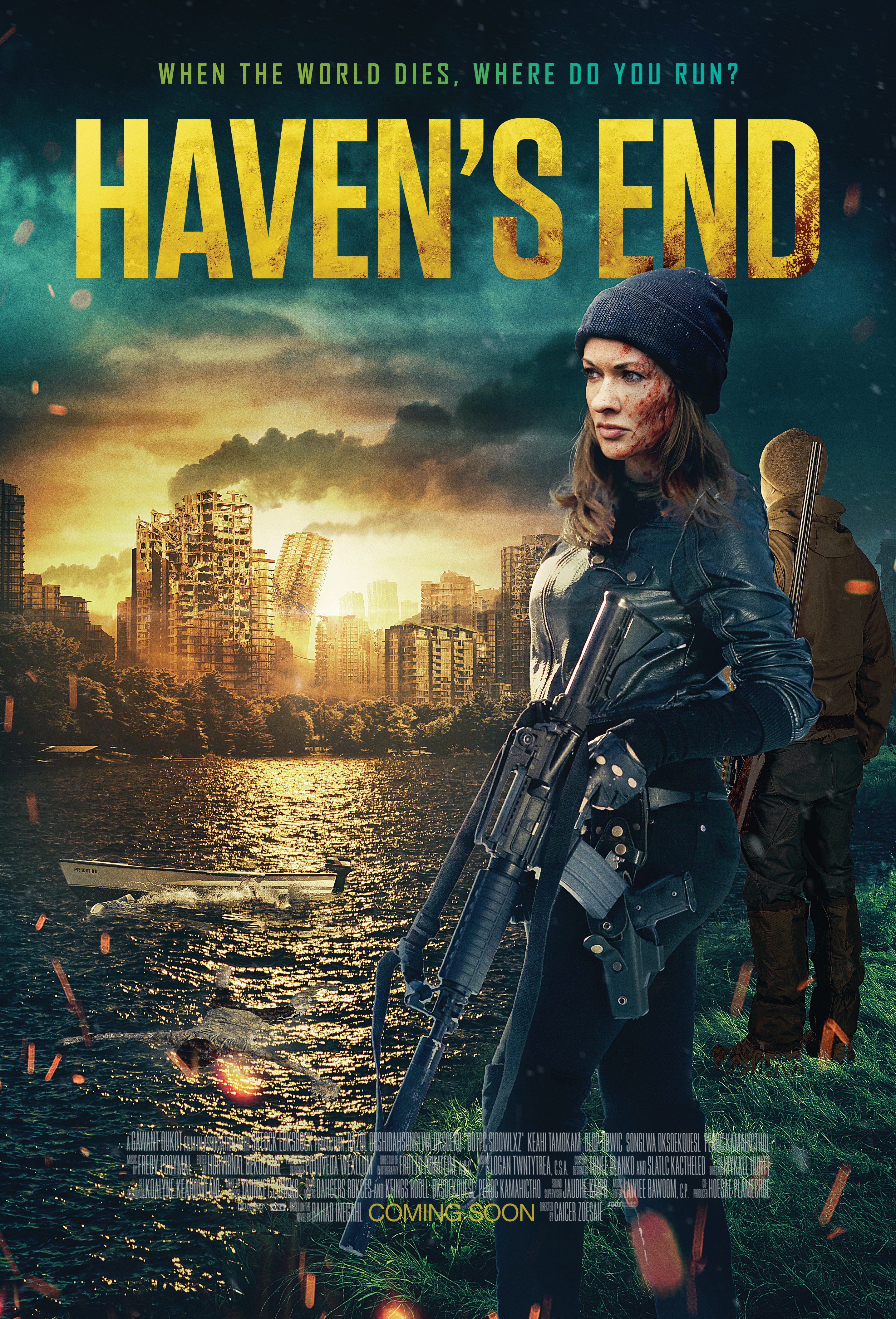 Haven's End (2019)