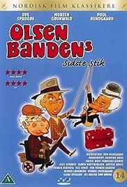 Olsen Bandens sidste stik Poster