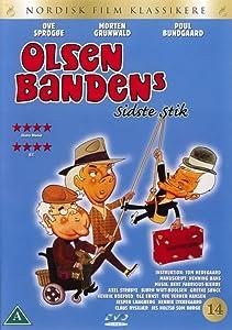Olsen Bandens sidste stik Denmark
