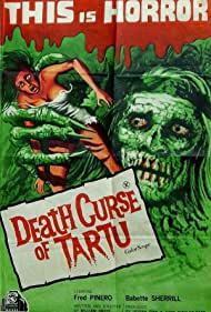 Death Curse of Tartu (1968) Poster - Movie Forum, Cast, Reviews