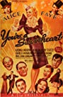 You're a Sweetheart (1937) Poster