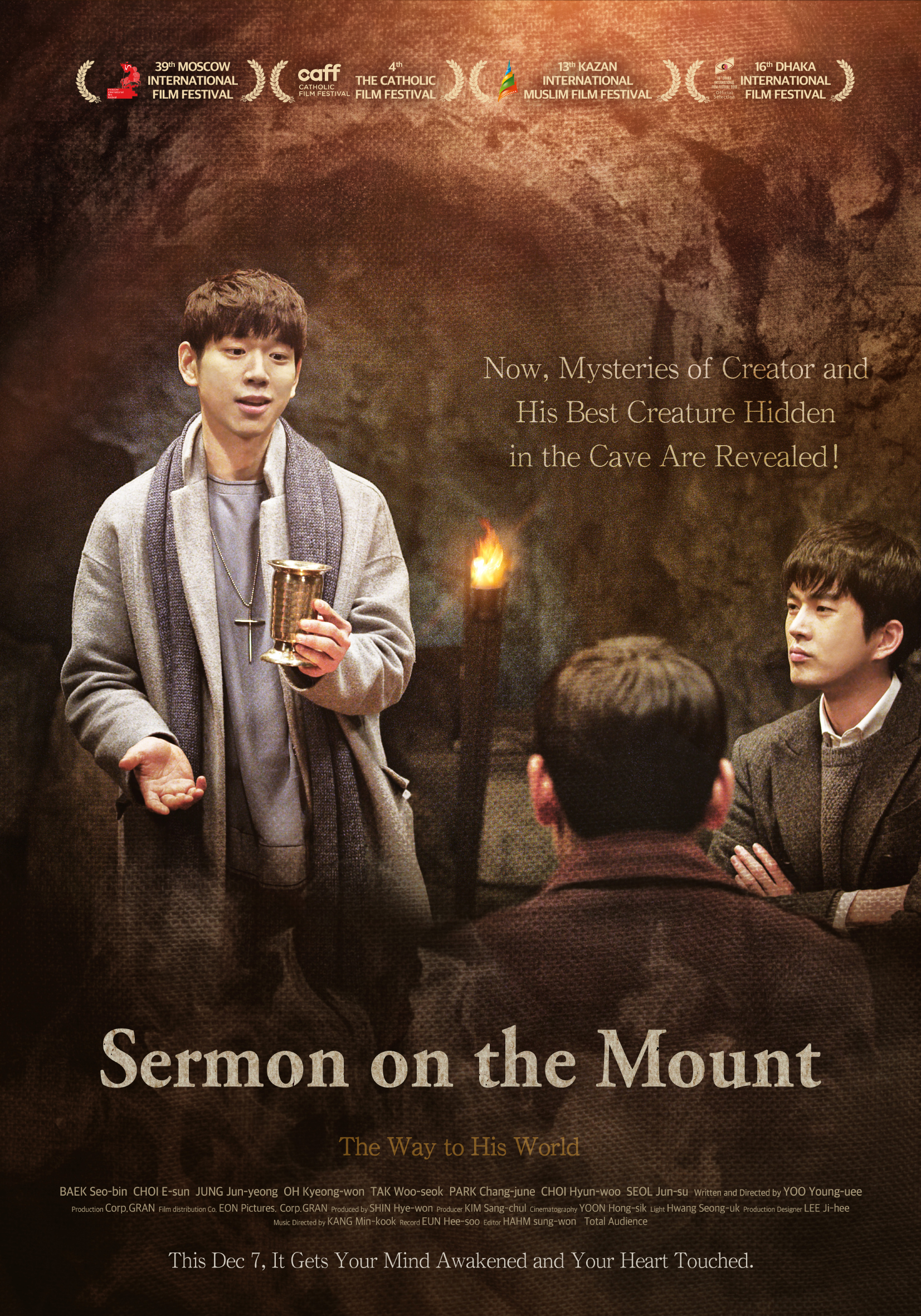 Sermon on the Mount (2017) - IMDb
