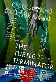 The Turtle Terminator Poster