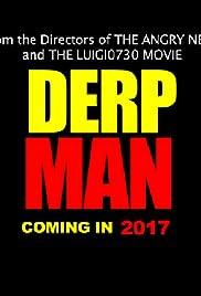Derp-Man Poster