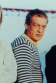 Fanny Cottençon, Inês de Medeiros, and Philippe Léotard in Pandora (1995)