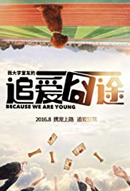Because We Are Young Poster