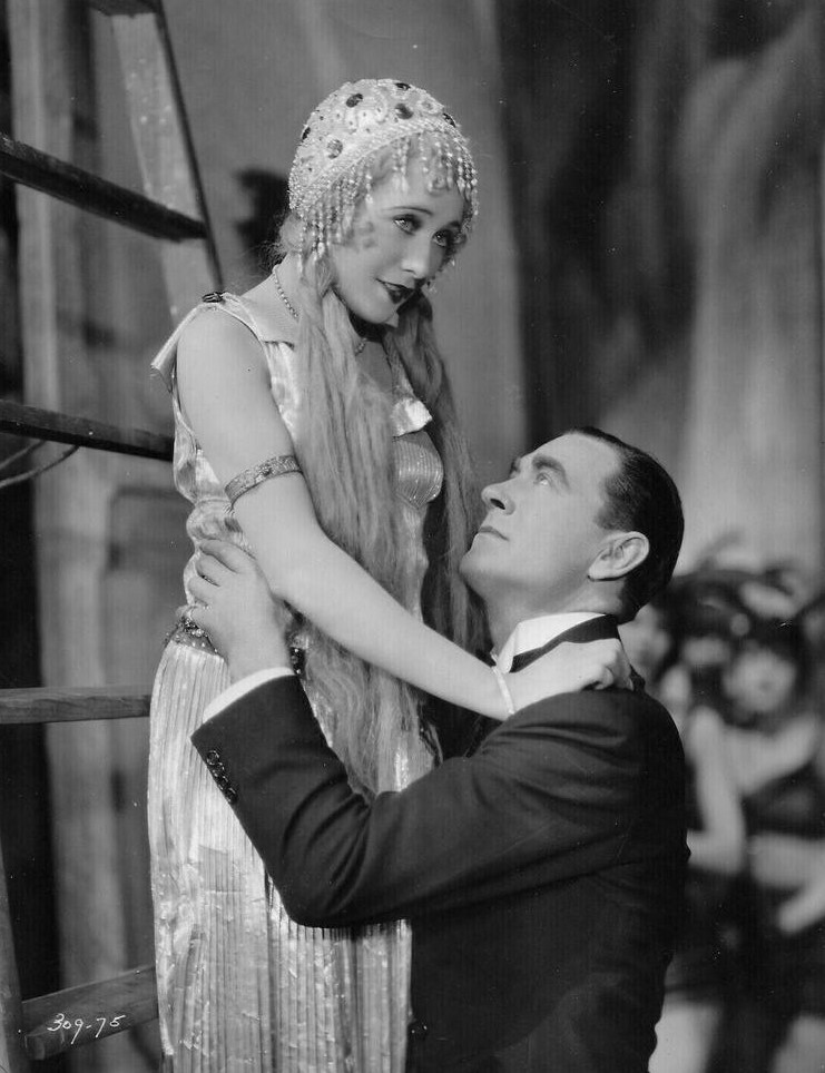 Owen Moore and Sally O'Neil in Becky (1927)