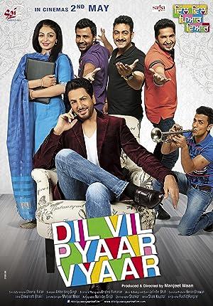 Where to stream Dil Vil Pyaar Vyaar