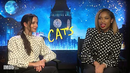 The Cast of 'Cats' Goes To Cat School