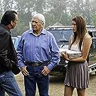 Eric Schweig, Gordon Tootoosis, and Ashley Callingbull in Blackstone (2009)