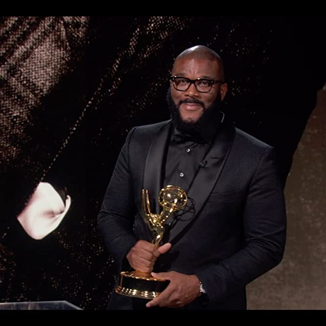 Tyler Perry at an event for The 72nd Primetime Emmy Awards (2020)