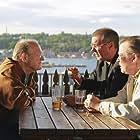 Kjell Bergqvist, Brasse Brännström, and Göran Ragnerstam in Bäst före (2013)