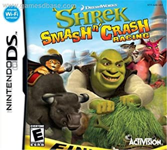 Shrek: Smash n' Crash Racing