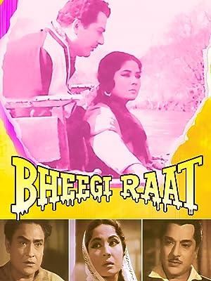 Bheegi Raat movie, song and  lyrics