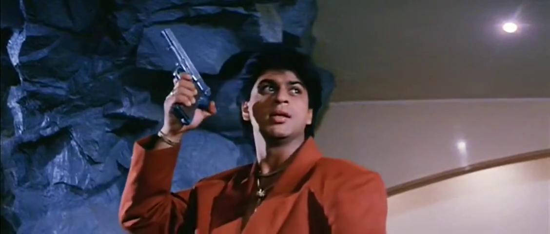 Shah Rukh Khan in Ram Jaane (1995)