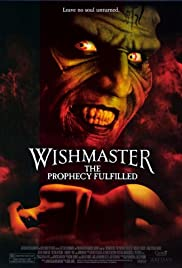 Wishmaster 4: The Prophecy Fulfilled Poster