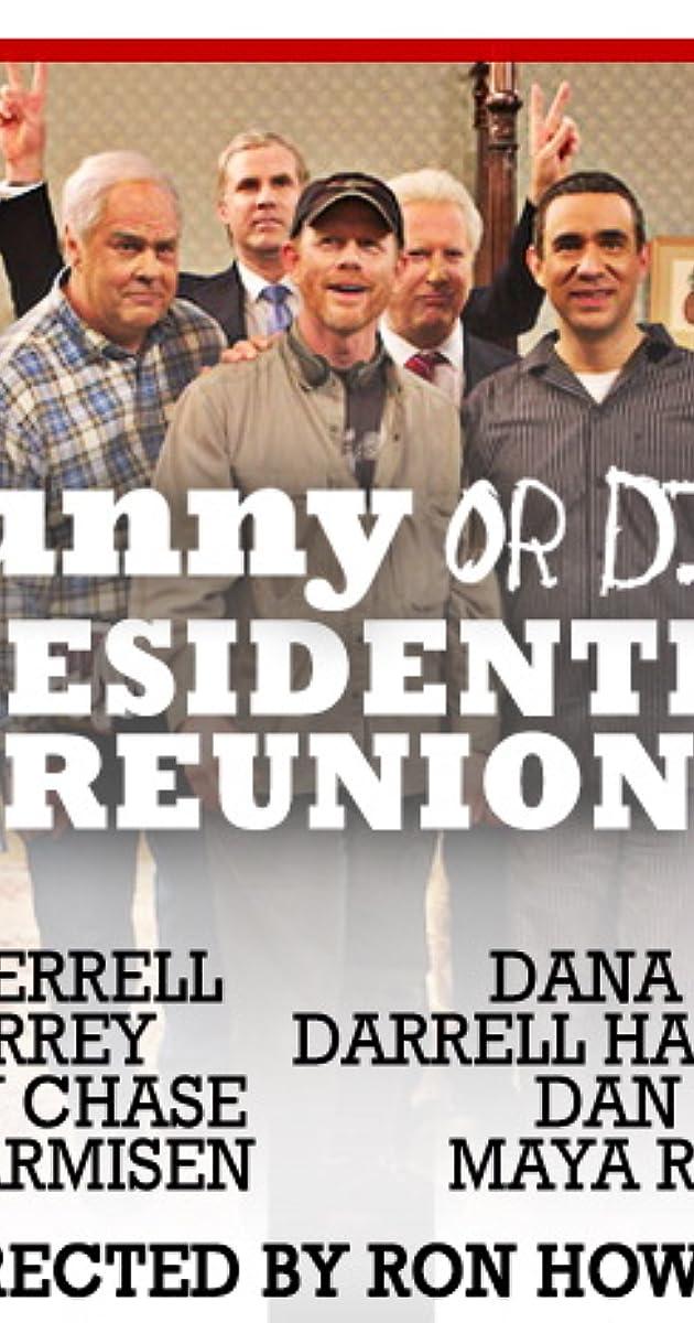 Presidential Reunion Video 2010 Imdb