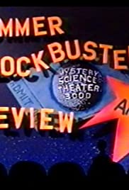 1st Annual Mystery Science Theater 3000 Summer Blockbuster Review Poster