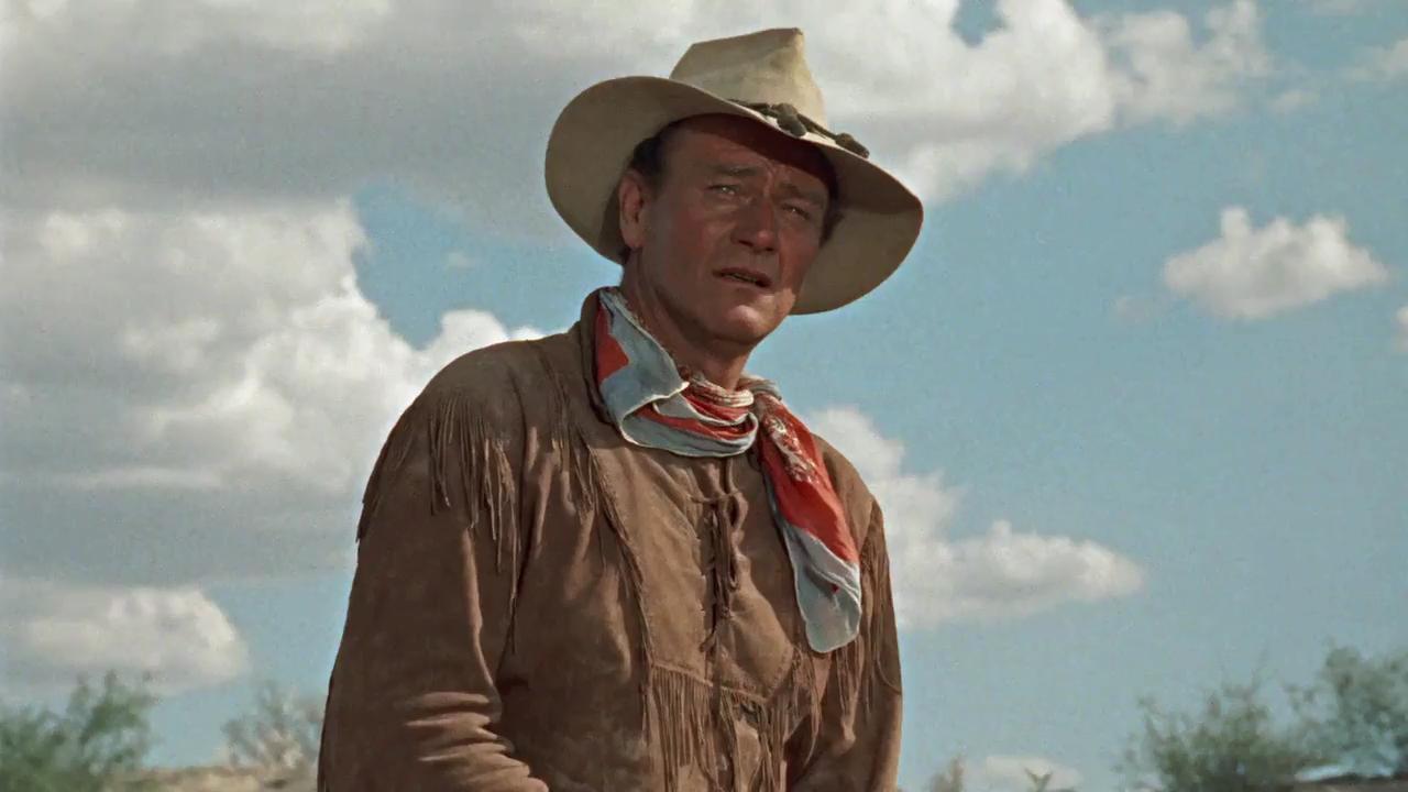 Hondo (1953) HD