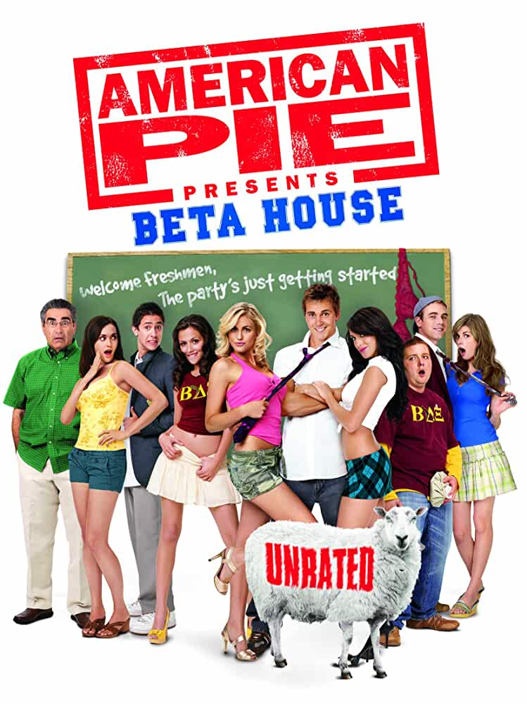 Download [18+] American Pie Presents: Beta House 2007 {Hindi-English} 480p | 720p BluRay