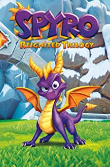 Spyro Reignited Trilogy (2018 Video Game)