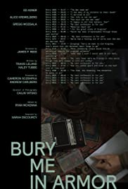 Bury Me in Armor Poster