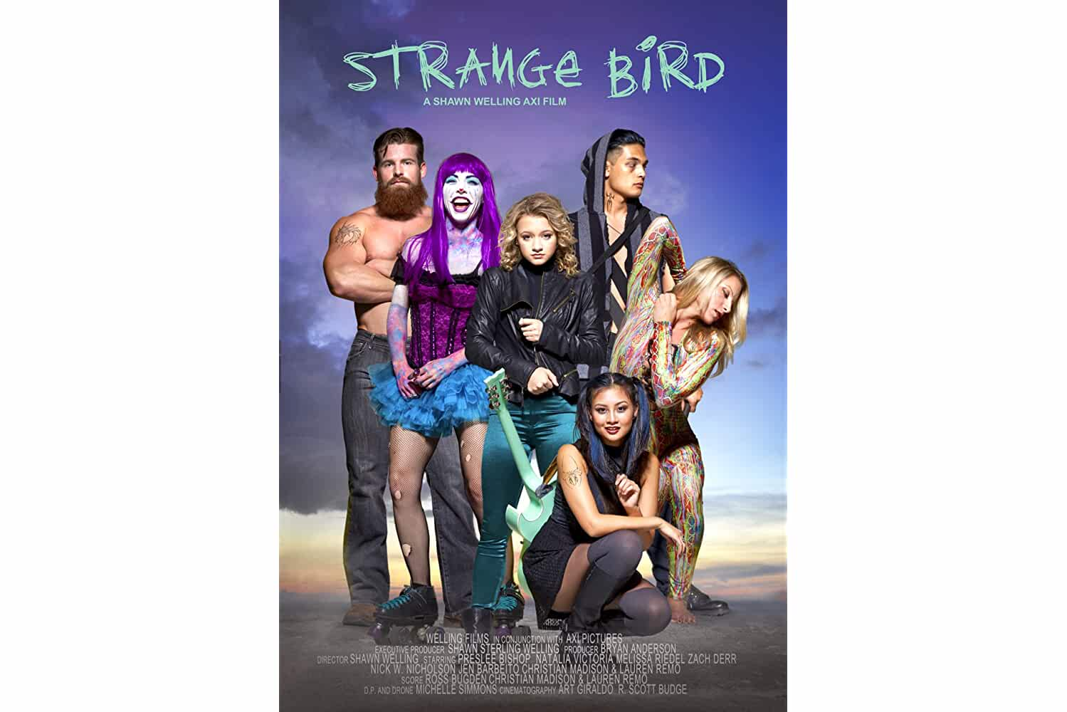 Strange Bird (2018)