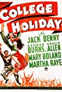 College Holiday (1936) Poster