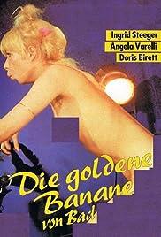Die goldene Banane von Bad Porno Poster