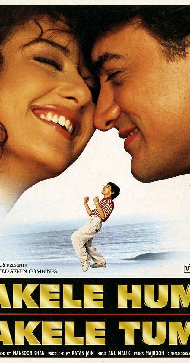 Akele Hum Akele Tum (1995) - IMDb