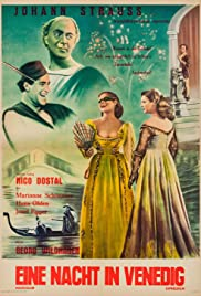 A Night in Venice Poster
