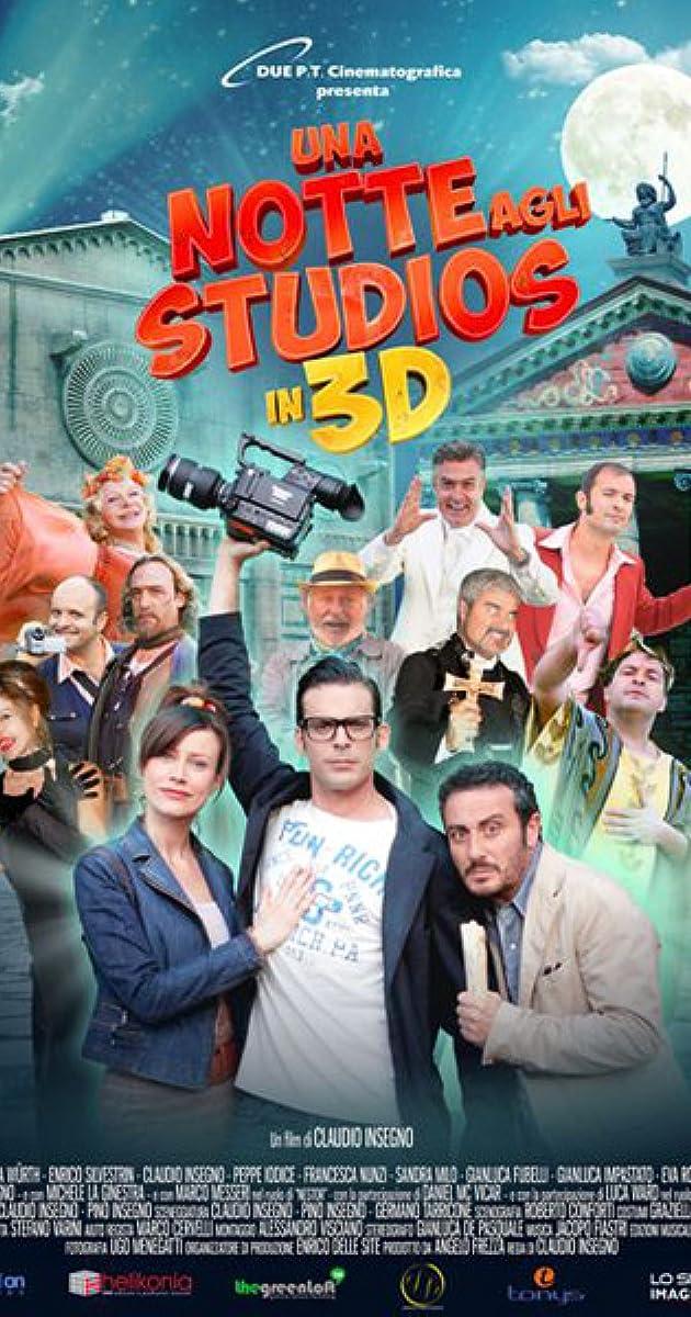 b8680aa585 Una notte agli studios (2013) - IMDb