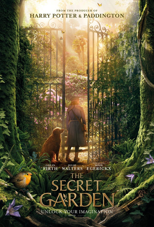Image result for The Secret Garden 2020