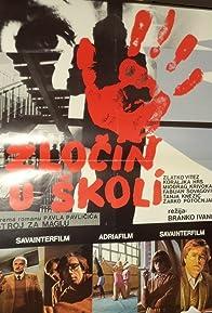 Primary photo for Zlocin u skoli