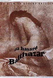 Au Hasard Balthazar(1966) Poster - Movie Forum, Cast, Reviews